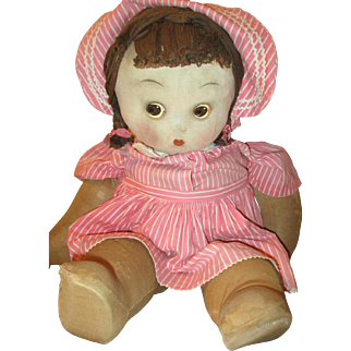 Early Cloth Madame Alexander Doll