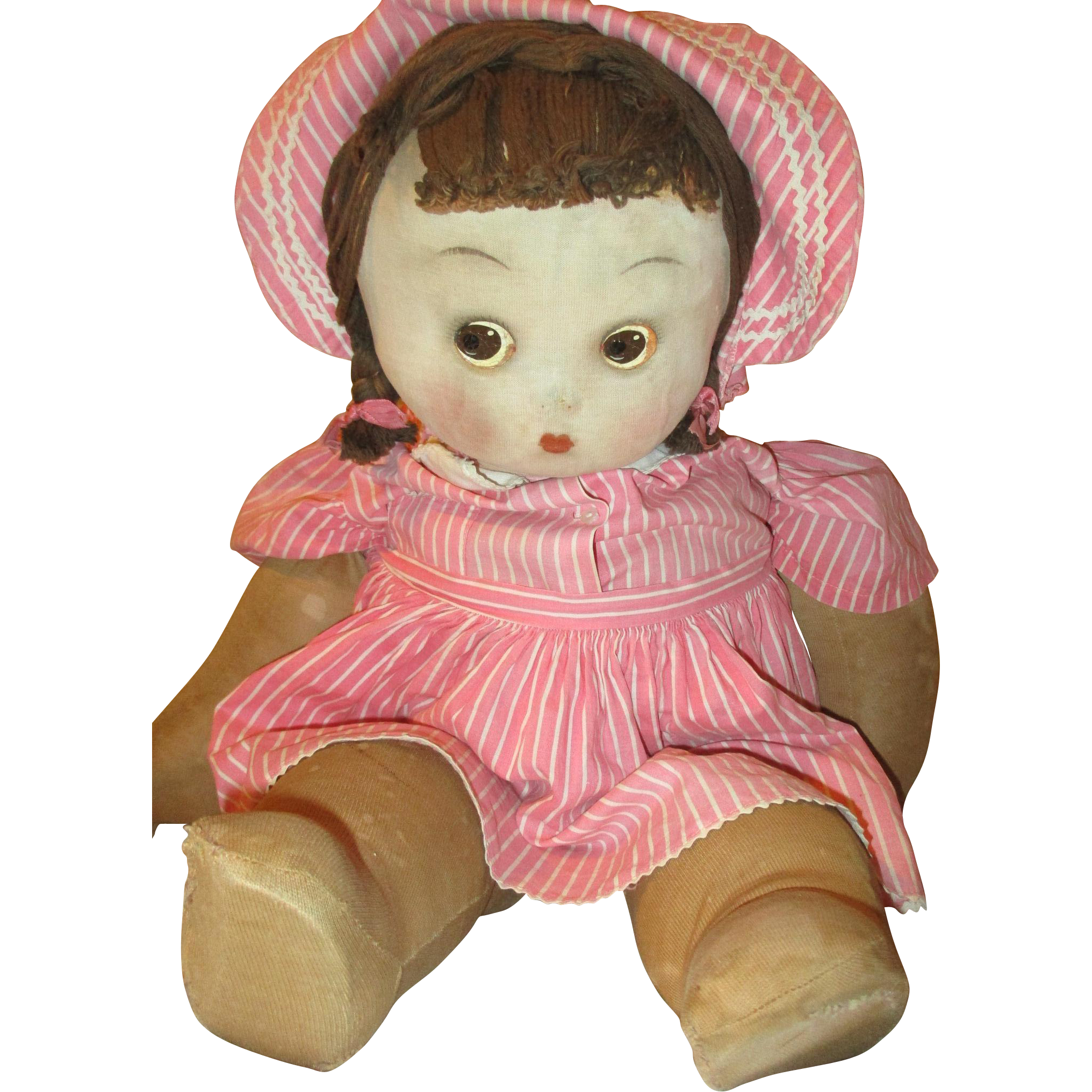 Early Cloth Madame Alexander Doll