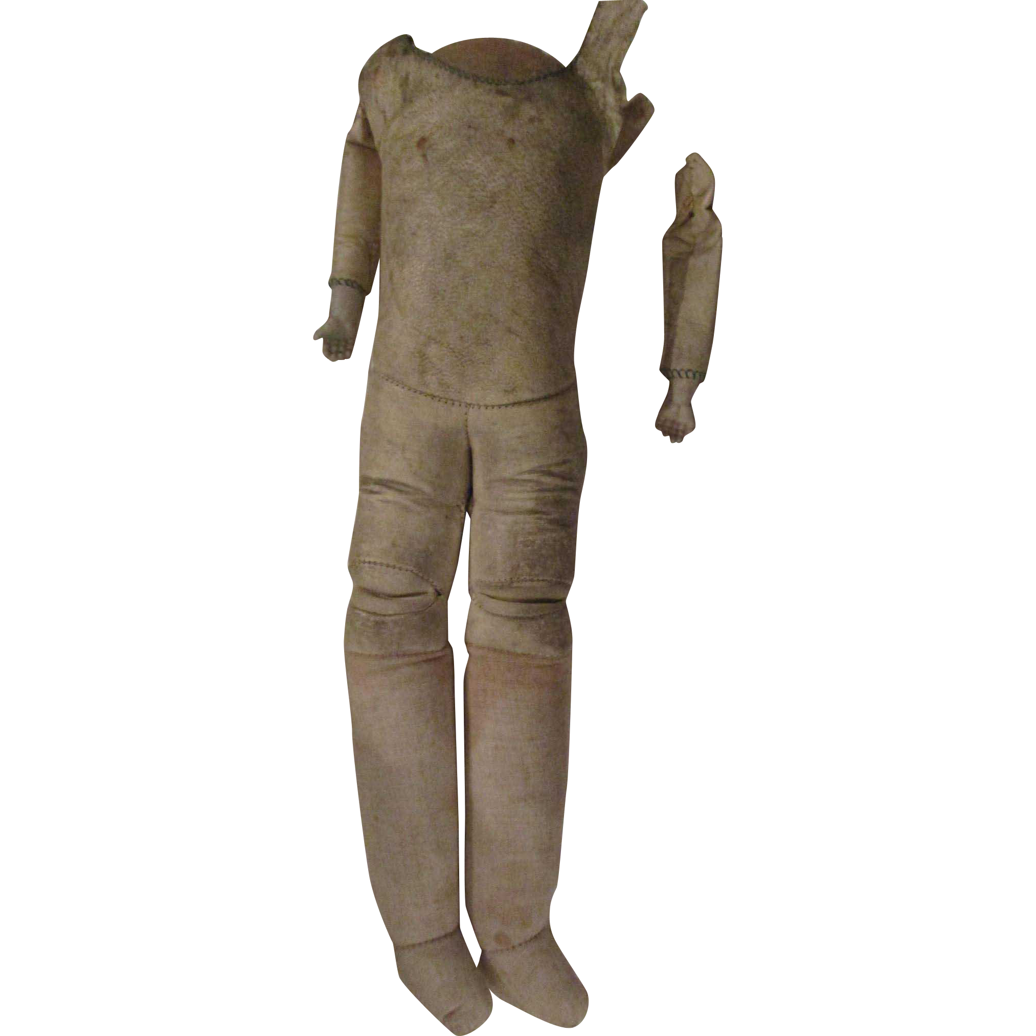 "13"" German Kid Leather Body"