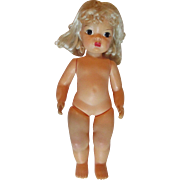 """16"""" Terri Lee Blonde Doll from the 1950's"""