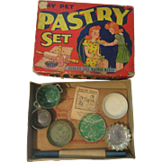 My Pet Pastry Set