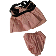 Vogue Ginny Pink Dress and Panties