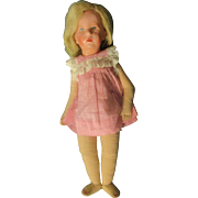 "Kathe Kruse 20"" VIII Girl Doll"