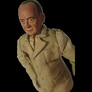 Ravca Character Doll Dwight D. Eisenhower