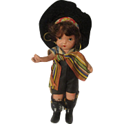 Judy Ann Pirate Nancy Ann Storybook Doll