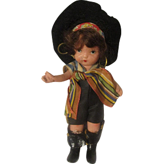 Judy Ann Pirate Nancy Ann Storybook Doll