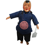 Chinese Character Doll