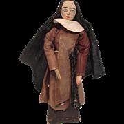 Franciscan Nun Saroff Character