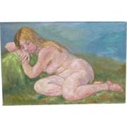 Paulina Jones Everett 1905-1996 Female Nude