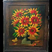 """Michael Marsden oil on canvas 40' x 30"""""""