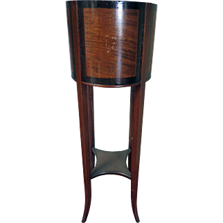 Antique Regency Style Plant Stand