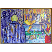 """Original Painting by """"HASEN"""""""