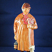 "Vintage Royal Doulton Figurines - ""The Shepherd"" - No. HN1975"