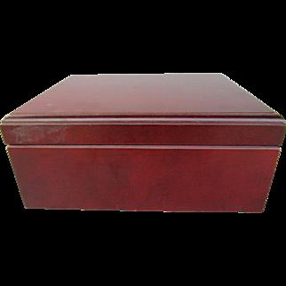 Fine Wooden Cigar Humidor