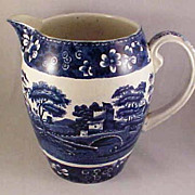 "Copeland Spode ""Tower"" Pattern Milk /Water Pitcher"