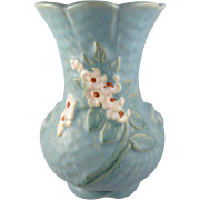 Weller Art Pottery Delsa Vase 6 in.