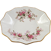 "Royal Albert ""Lavender Rose"" Bowl 6 in. c. 1981"