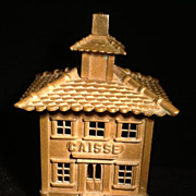 Brass Building Bank-Caisse