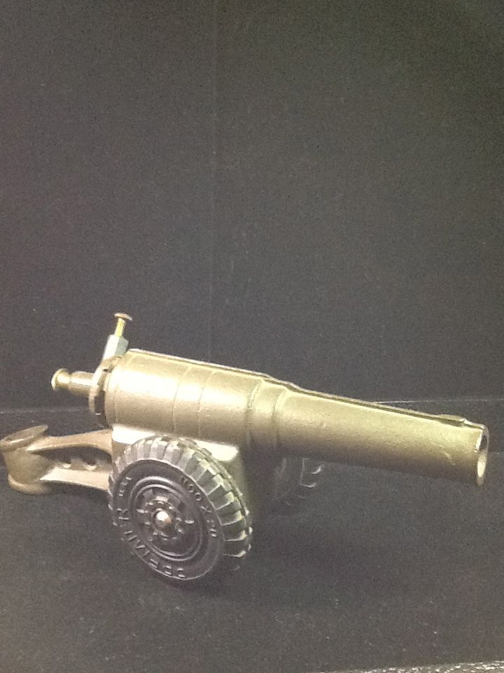 Iron Toy Cannon