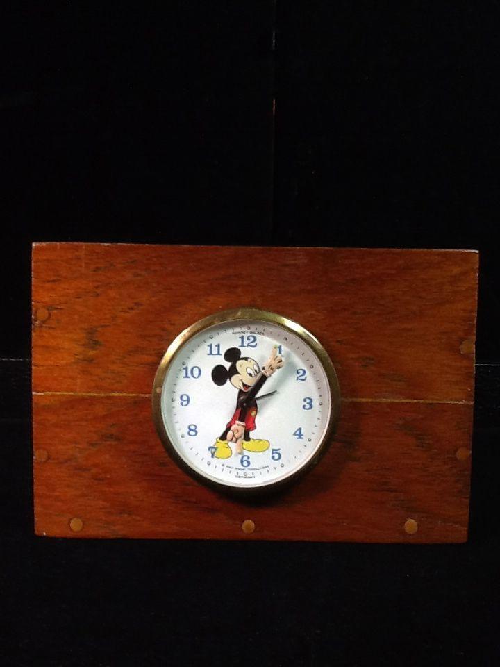 Micky Mouse Clock