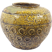 Early 19th Century Thai Pottery