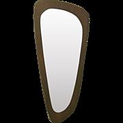 Mid Century Wall Mirror