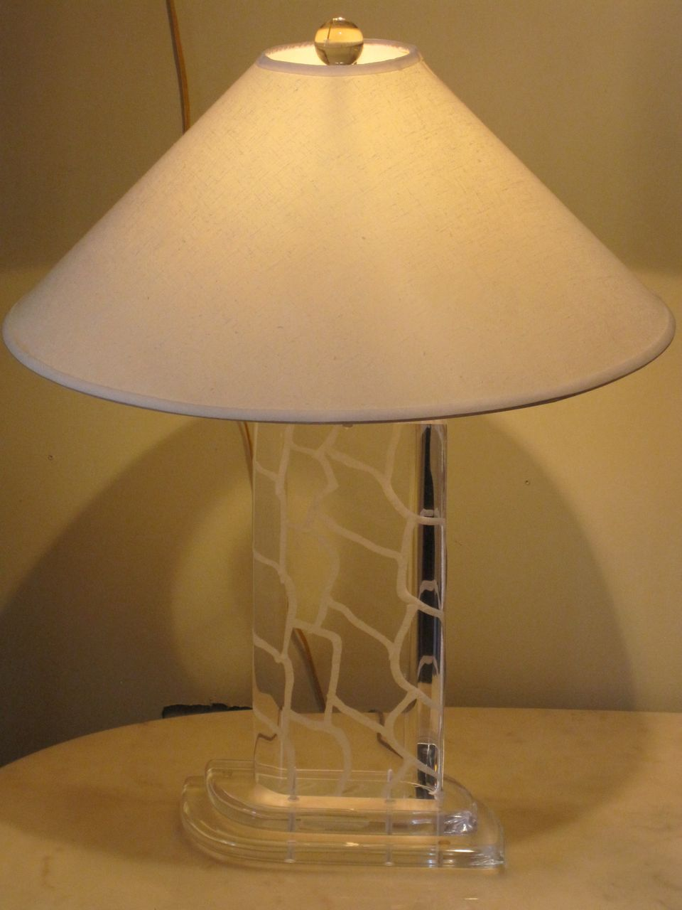 Giraffe lamp shade - Roll Over Large Image To Magnify Click Large Image To Zoom