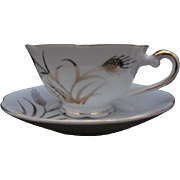 Vintage Hand Painted Lefton China Tea Cup and Saucer- Your choice of how many you want!