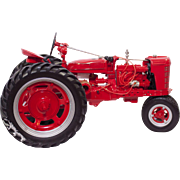 Franklin Mint Precision Models Farmall Model H Tractor Model New in box