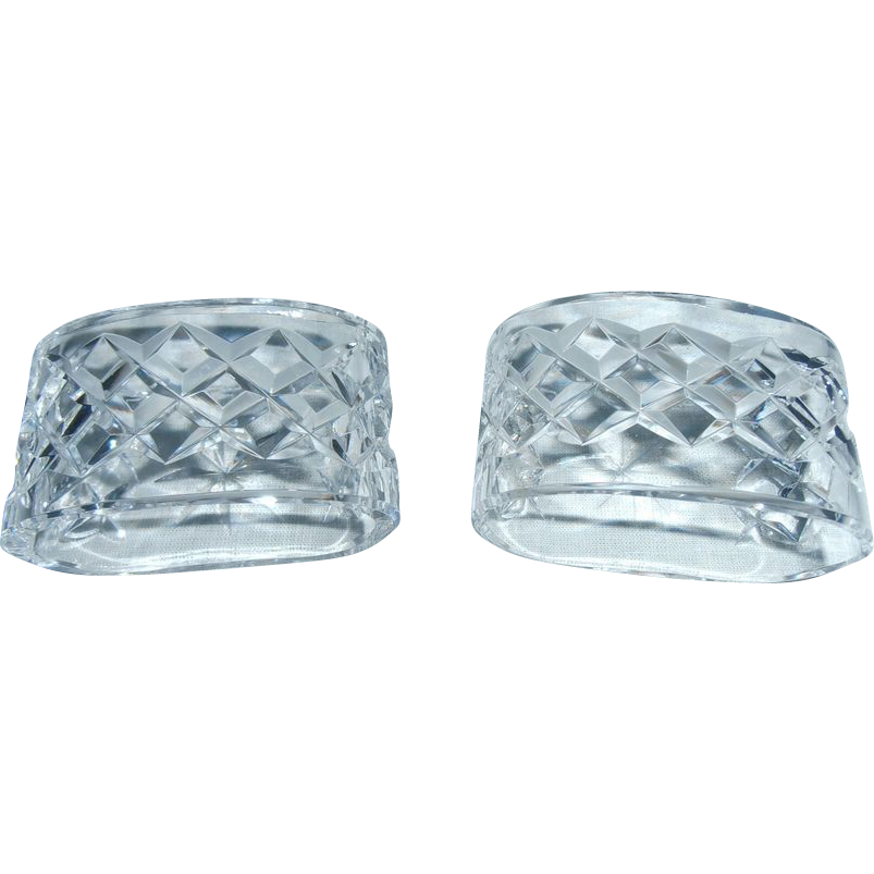 Waterford Alana Napkin Rings