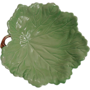 Carlton Leaf Bowl