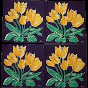 Vera Tulips Napkins
