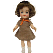 Effanbee Brownie Doll 1965