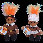 Troll Pilgrim Dolls Russ