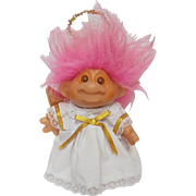 Angel Troll Doll DAM 1986