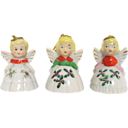 Christmas Angel Bells