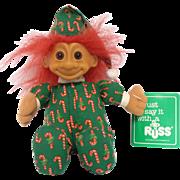 Christmas Troll Doll Luv Pet