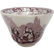 Staffordshire Mulberry Cup