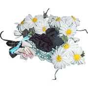 Millinery Flowers Daisies Roses