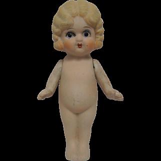 Bisque Kewpie Doll Japan