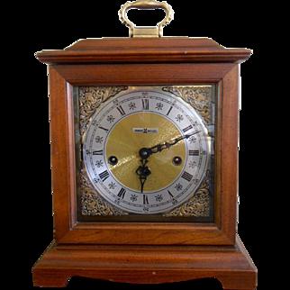 Howard Miller Clock Westminster Key Wind
