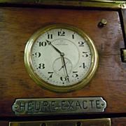 Rare Omega Exact Time Chronometer