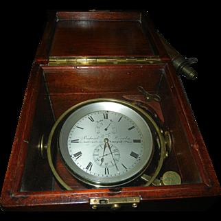 Ships Chronometer by Richard Hornby