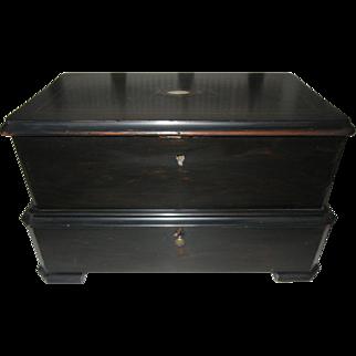 Six-Cylinder Music Box