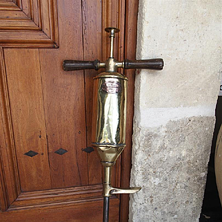 Antique 'Vineyard Injector' from France, Circa 1880