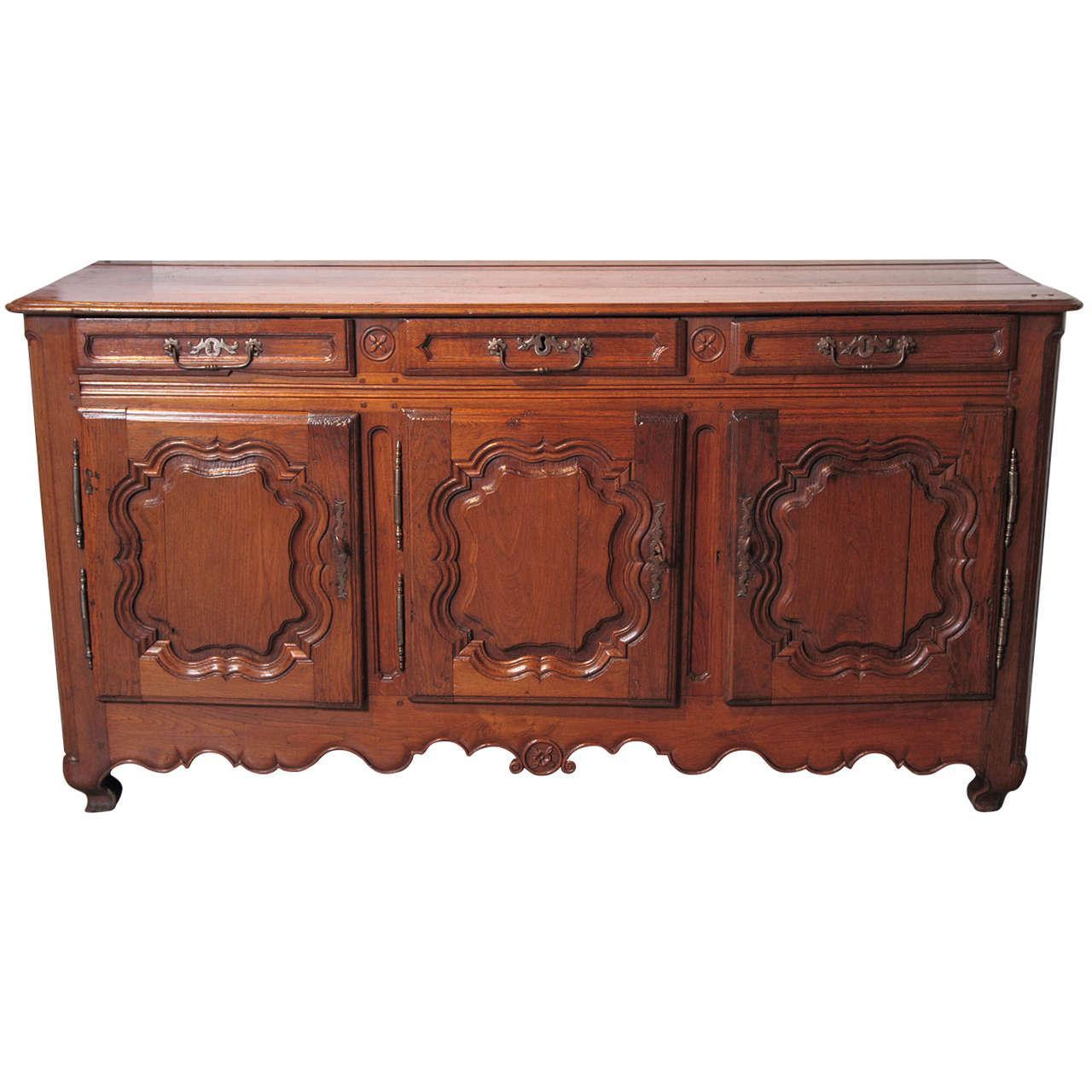 Antique French Enfilade Circa 1850