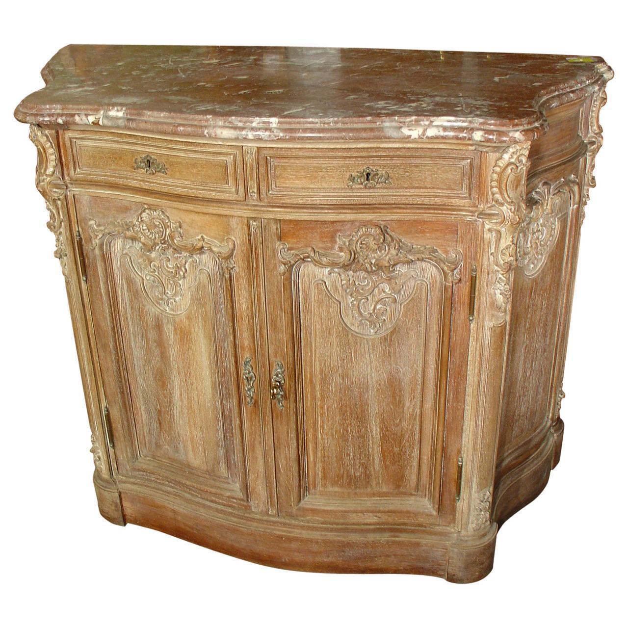 Antique Louis XV Style Buffet de Chasse