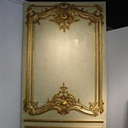 Antique French Louis XIV Style Boiserie Panel