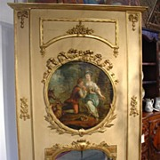 Napoleon III Trumeau Mirror