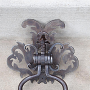 18th Century Door Knocker from France